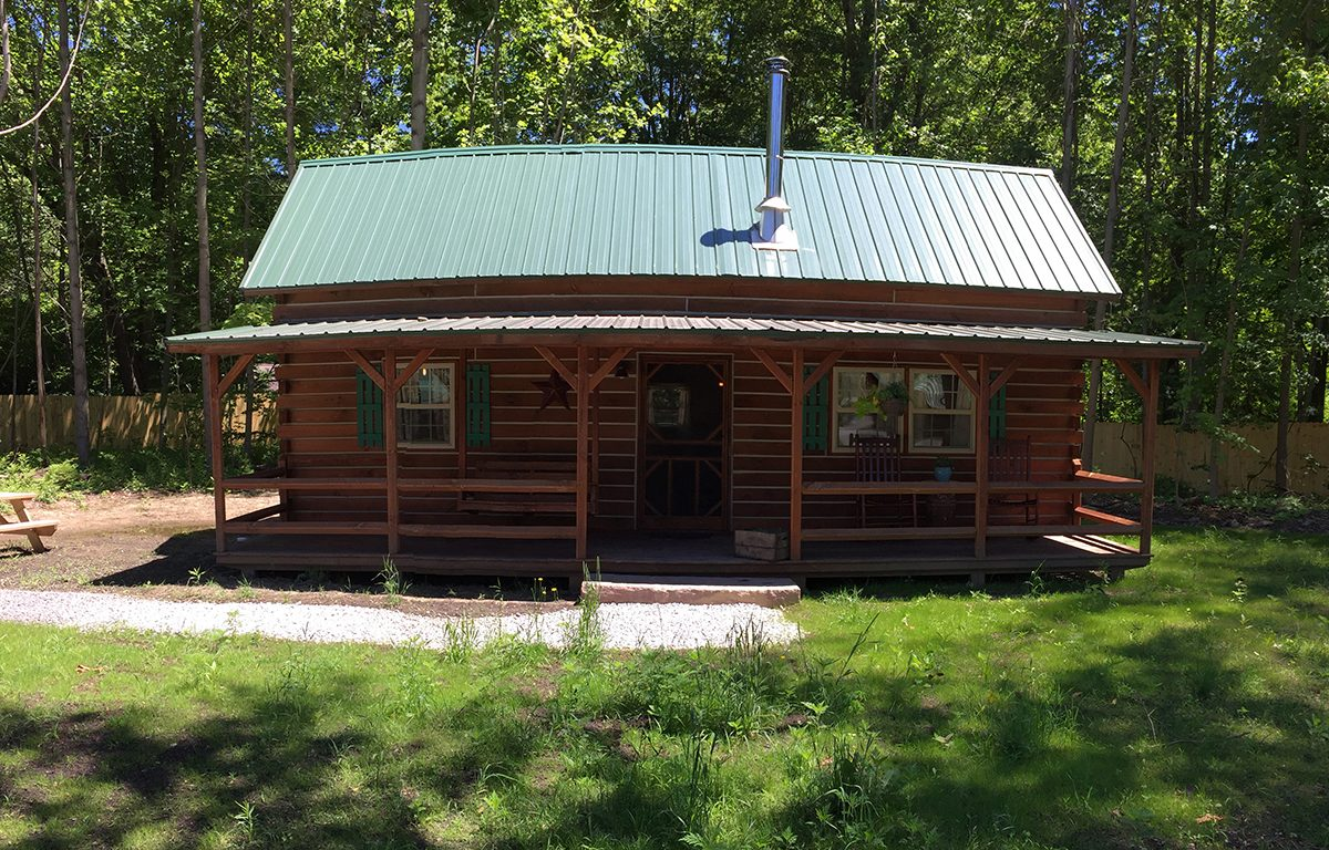 The Acorn Cabin