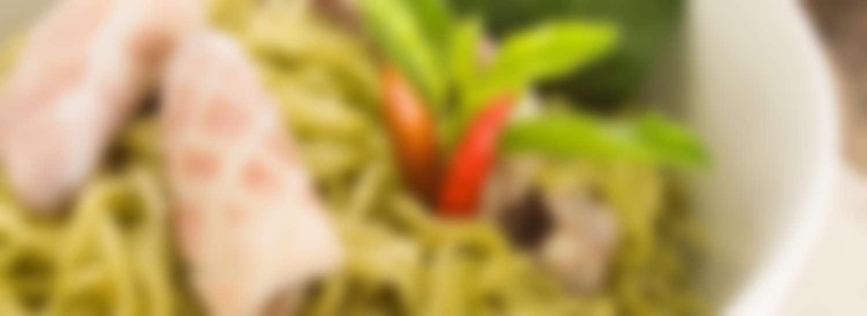 Strawberry Mai Tai